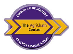 The AgriChain Centre Logo